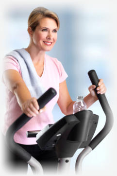 Inclusion Fitness has high quality cardio equipment, dance room, pool, weightlifting equipment.  We pride ourselves in keeping a clean facility.